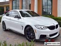2016 BMW 4-Series 435iZHP