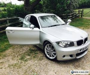 BMW 1 SERIES 'm sport' *full service history*superb condition* for Sale