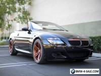 2007 BMW M6 Special Neiman Marcus Edition