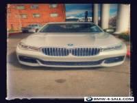 2017 BMW 7-Series M Sport Trim