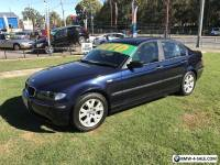 Only $35 A Week TAP 2002 BMW 318i Auto Sedan 195000Kms Log books Warranty $4990
