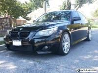 2008 BMW 5-Series 550i M Sport