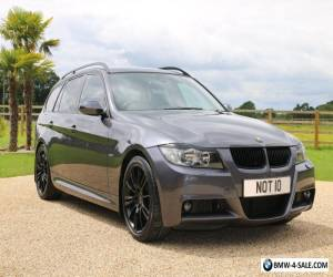 2007 BMW 335D M SPORT E91 TOURING AUTO REMAP DPF DELETE 350 BHP for Sale