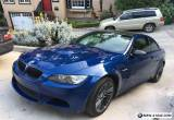 2009 BMW M3 for Sale