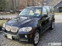 2008 BMW X5 4.8i Sport Utility 4-Door
