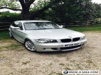 BMW 1 SERIES 120d MSPORT