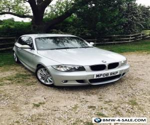 BMW 1 SERIES 120d MSPORT for Sale