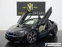 2015 BMW i8 GIGA WORLD ($139K MSRP)