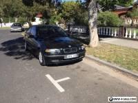 BMW 316TI BLACK