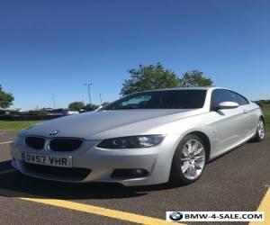 BMW 3 series 2.0d M Sport 2dr 2007 (57 reg ) -xenon lights  for Sale