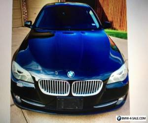 2011 BMW 5-Series 550i for Sale