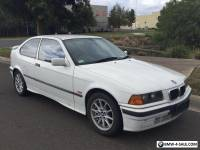 1997 BMW 316i AUTOMATIC HATCH FULLY OPTIONED