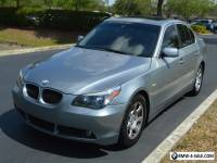 2004 BMW 5-Series PREMIUM SEDAN