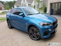 2016 BMW X6 M Models X6M Sport Active Coupe