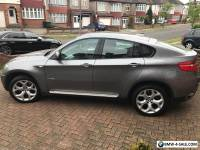 BMW X6 35D XDRIVE AUTO + HIGH SPEC