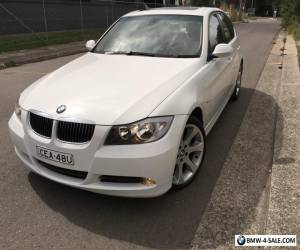 2007 BMW 325i E90 AUTOMATIC VERY LOW 67,600KM FULL SERVICE HISTORY for Sale