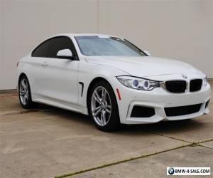 2014 BMW 4-Series 428i MSport, Twin Turbo, LTHR, NAV, MEDIA, LOADED for Sale