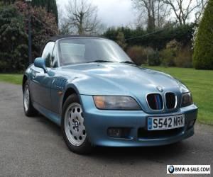 1999 BMW Z3 Atlantablau Blue for Sale