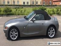 BMW Z4 2.5 Grey soft top