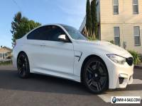 2016 BMW M4 *Factory warranty, one owner, new tires, serviced*