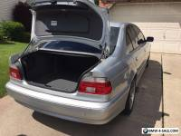 2001 BMW 5-Series M-Sport