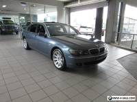 BMW 750iL E66 Sport 4.8L V8 6 Speed Auto Sedan - 02 9479 9555 Easy Finance TAP