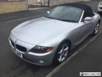 BMW Z4 2003 2.5 MANUAL