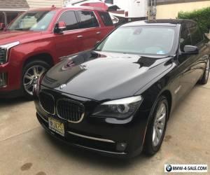 2011 BMW 7-Series 750 LI XDRIVE AWD for Sale