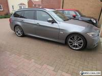 BMW 320D ESTATE TOURING M SPORT BUSINESS EDITION HUGE SPEC