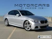 2013 BMW 5-Series 550i M Sport Sedan 4-Door