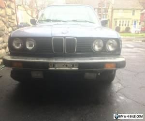 1987 BMW 3-Series base for Sale