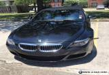 2009 BMW M6 for Sale