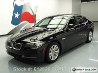 2014 BMW 5-Series 528I XDRIVE AWD TURBOCHARGED SUNROOF NAV