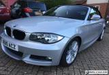 bmw 118d convertible M.Sport, LOW MILLAGE  for Sale