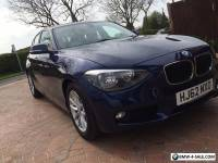 BMW 1 Series 1.6L 116d EfficientDynamics Sports Hatch 5dr 2012