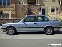 1991 BMW 3-Series Sport