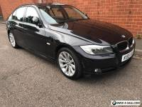 BMW 3 Series 320I se 4 door black