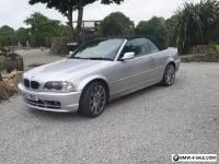 BMW 318CI CABRIOLET