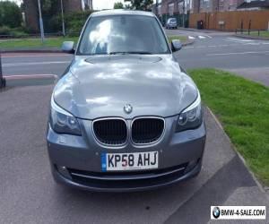 BMW 520 2.0TD 2008 DIESEL for Sale