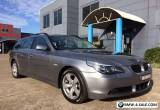 BMW 530 Touring Wagon E61 Full History MAY 2018 NSW REGO for Sale