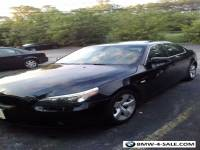 2006 BMW 5-Series Chrome