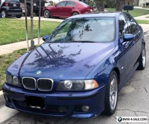 2000 BMW M5 for Sale