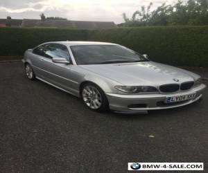 BMW 330CI E46 for Sale