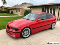 1995 BMW 3-Series 3.0L M3 HBK