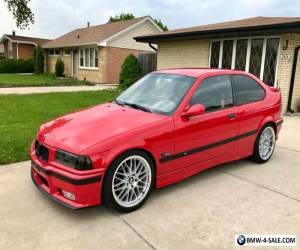 1995 BMW 3-Series 3.0L M3 HBK for Sale