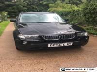 BMW X3 2.5 SI - 2006 - 71,500 miles