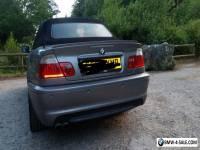 BMW E46 330I M SPORT CONVERTIBLE