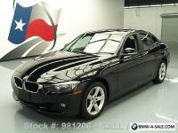 2014 BMW 3-Series 328I XDRIVE AWD TURBO SUNROOF NAVIGATION