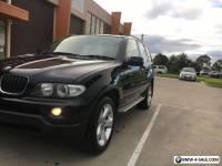 BMW X5 E53 2005 3.0 PETROL