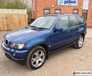 2003 BMW X5 D Sport Auto No Swaps ;-) for Sale